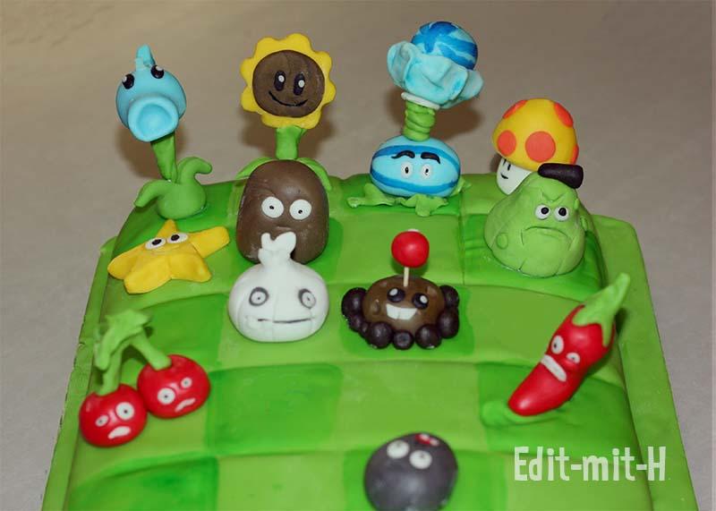 PvZ-Torte